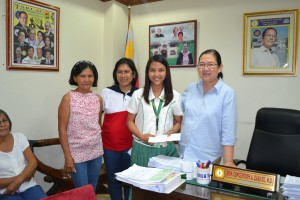Pay-out of LGU Educational Assistance