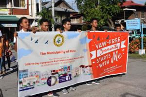 A Walk To End VAW