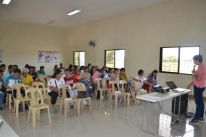 Barangay GAD Planning and Budgeting (Seminar-Workshop)