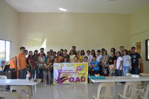 GAD two-day Conference (Planning and Budgeting)