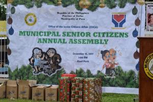 Municipal Senior Citizens Annual Assembly