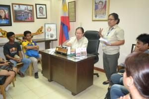 Pay-out of LGU Educational Assistance-2