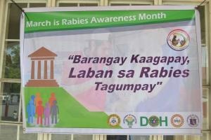 Rabies Awareness Month - 2019-2
