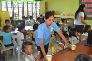 School-Based Supplemental Feeding Program