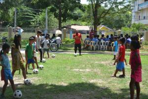 Sports Clinic and Other activities for the Youth