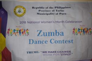 Zumba Competition