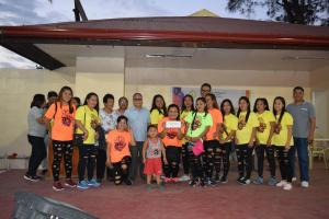 Zumba Modern Dance Competition