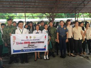 Kabataan Kontra Droga at Terorismo (KKDAT) among the Students of Estipona National High School Pura Tarlac