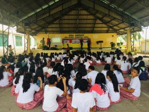 Kabataan Kontra Droga at Terorismo (KKDAT) among the students of Pura Central High School Pura Tarlac