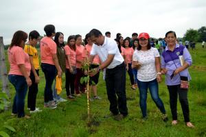LGU-Pura celebrates Arbor Day