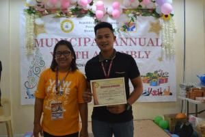 Municipal Annual Youth Assembly - December 27, 2019