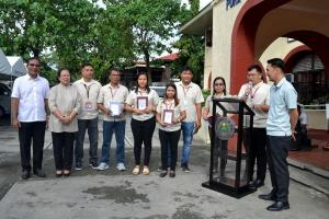 Municipality of Pura graces the 119th Philippine Civil Service An