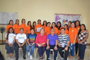 Year End Assessment (VAWC)