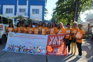 18-Day Campaign to End VAW