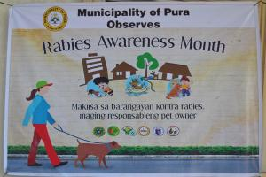 Rabies Awareness Month - 2019