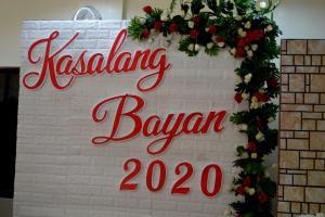 KASALANG BAYAN 2020