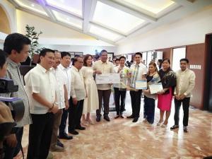 Pagpupugay at Pagkilala ang Tinanggap ng Bayan ng PURA Bilang isa sa 2019 Seal of Good Local Governance (SGLG)