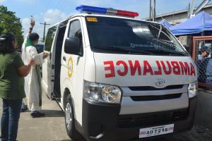 Blessing of the Rescue Vehicle (3)