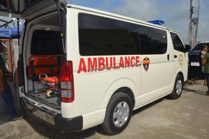 Blessing of the Rescue Vehicle (4)