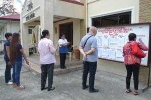 DILG conducts SGLG assessment (1)