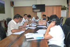 GAD Focal Point System Meeting