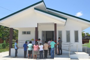 Inauguration of BuenavistaHealth Center
