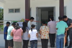 Inauguration of Buenavista Health Center (2)