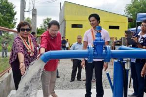 Turn-over, Blessing and Inspection of DILG-BUB Project (1)