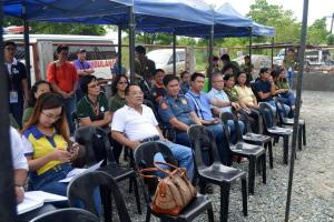 Turn-over, Blessing and Inspection of DILG-BUB Project (10)