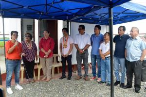 Turn-over, Blessing and Inspection of DILG-BUB Project (11)