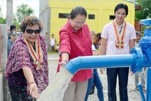 Turn-over, Blessing and Inspection of DILG-BUB Project (12)