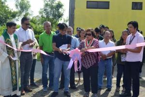Turn-over, Blessing and Inspection of DILG-BUB Project