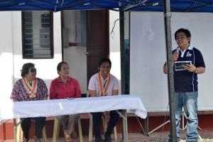 Turn-over, Blessing and Inspection of DILG-BUB Project (7)