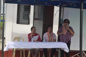 Turn-over, Blessing and Inspection of DILG-BUB Project (8)